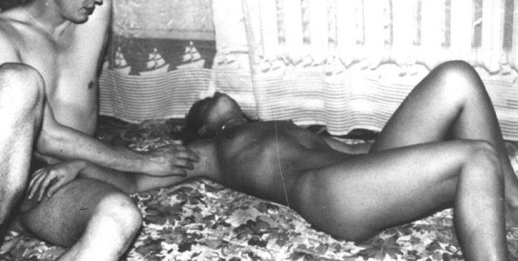 Ретро порно фото  старый ретро секс архив
